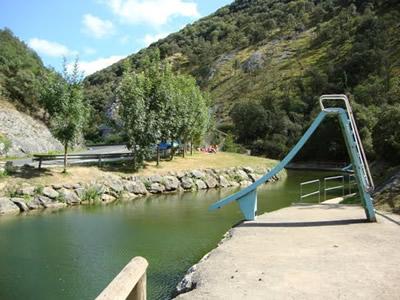 Entorno for Piscinas naturales salamanca
